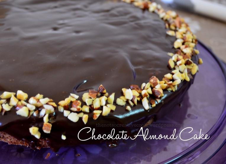 thenotsocreativecook.wordpress.com-Chocolate Almond Cake2