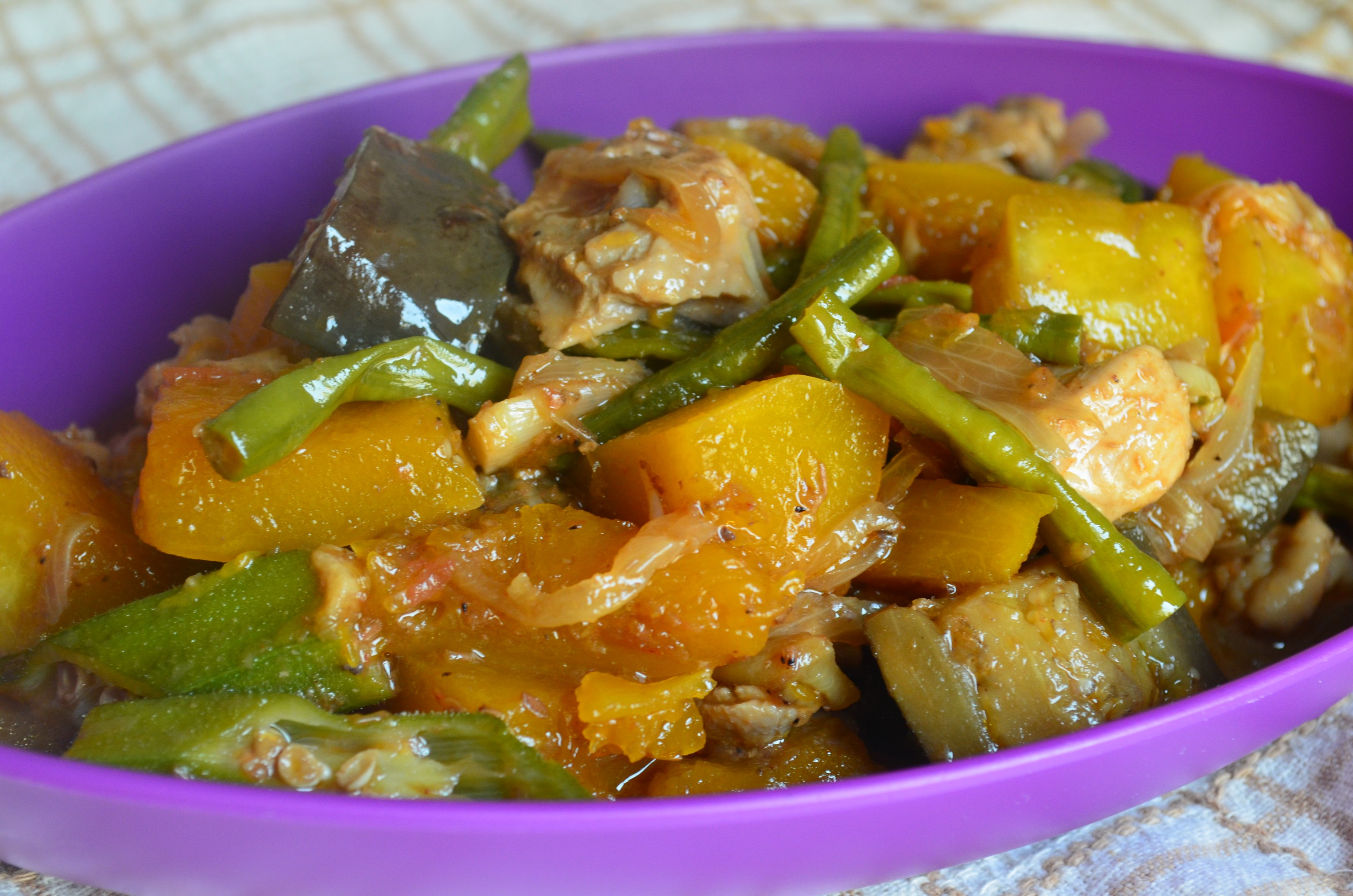 Pinakbet The Not So Creative Cook