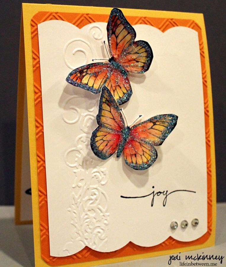 butterfly joy 1