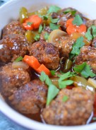 thenotsocreativecook-Sweet & Sour Meatballs 3