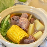 Nilagang Baka (Boiled Beef) ...using pressure cooker