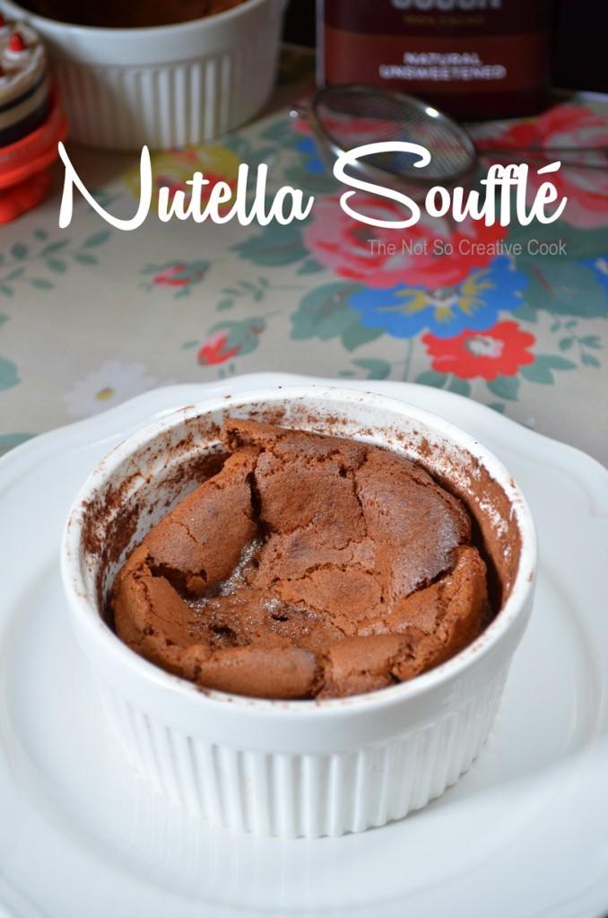 Nutella Souffle-TNSCC
