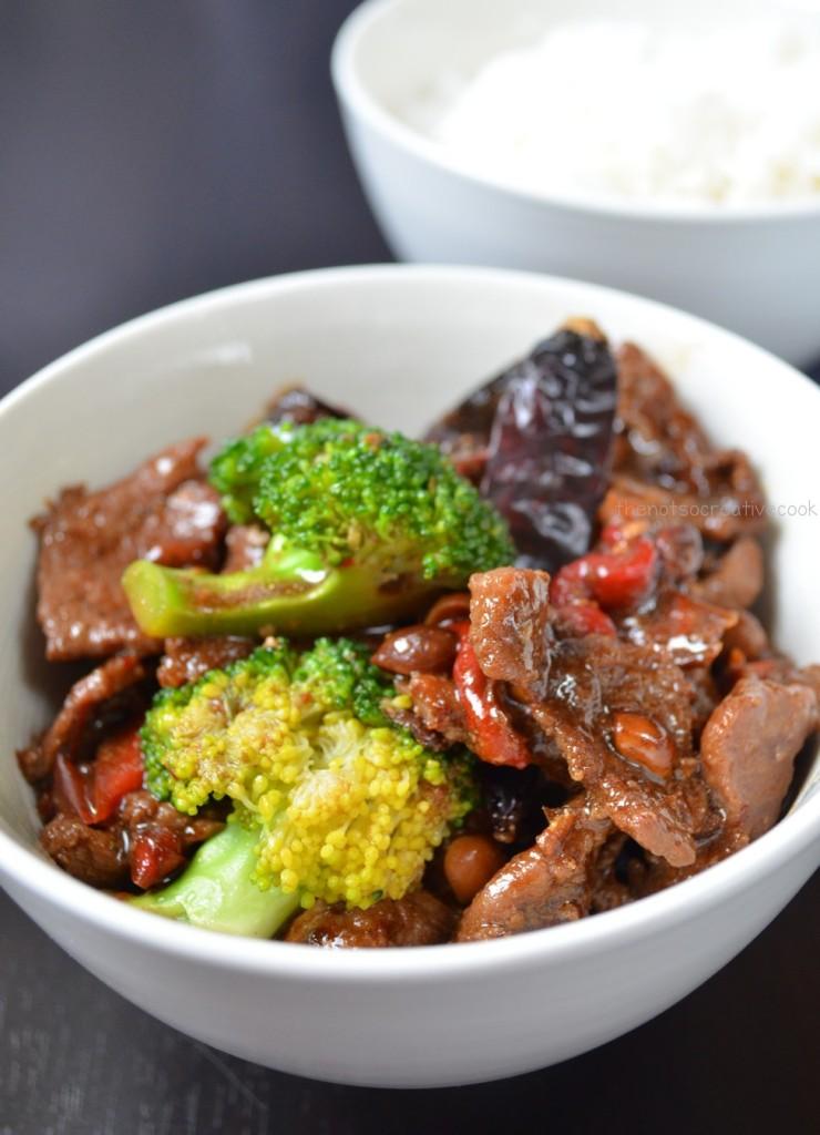thenotsocreativecook-KungPaoBeef2