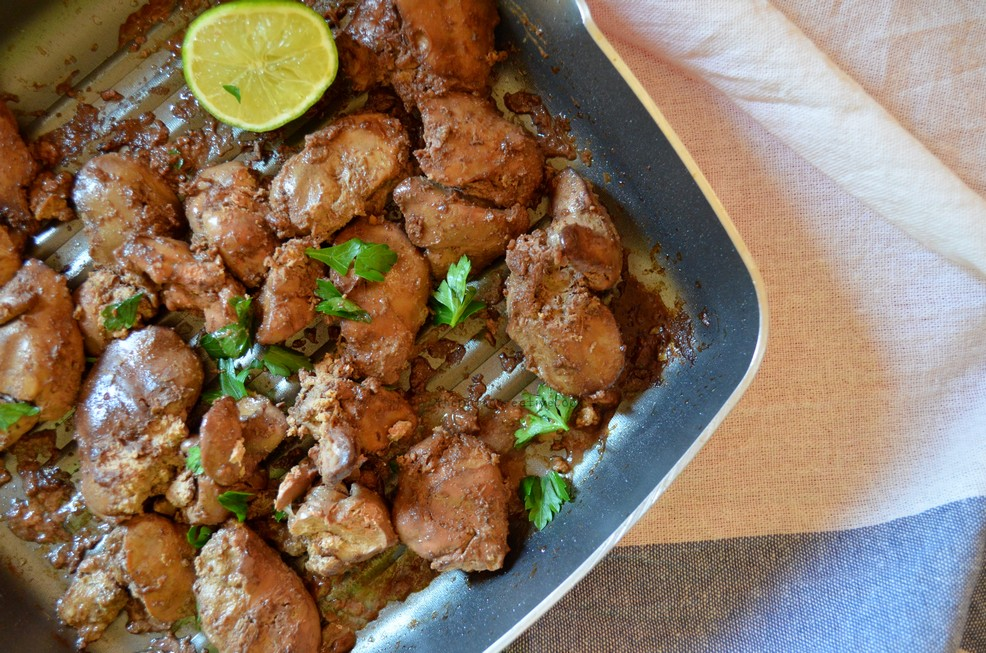 thenotsocreativecook-ChickenLiver2