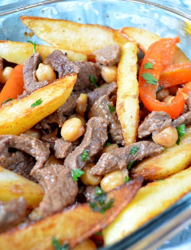 Batata Koucha - The Not So Creative Cook