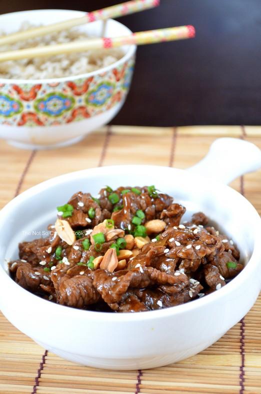 15 Min Beef Stir Fry - TNSCC