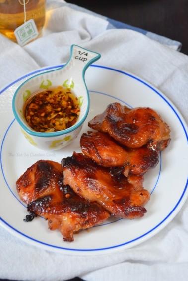 Char Siu Chicken