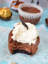 Nutella Cheesecake Cupcakes - TNSCC 2