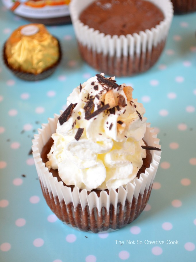 Nutella Cheesecake Cupcakes - TNSCC 3