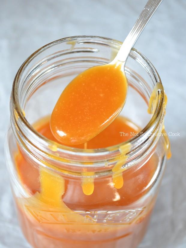 Salted Caramel Sauce - TNSCC
