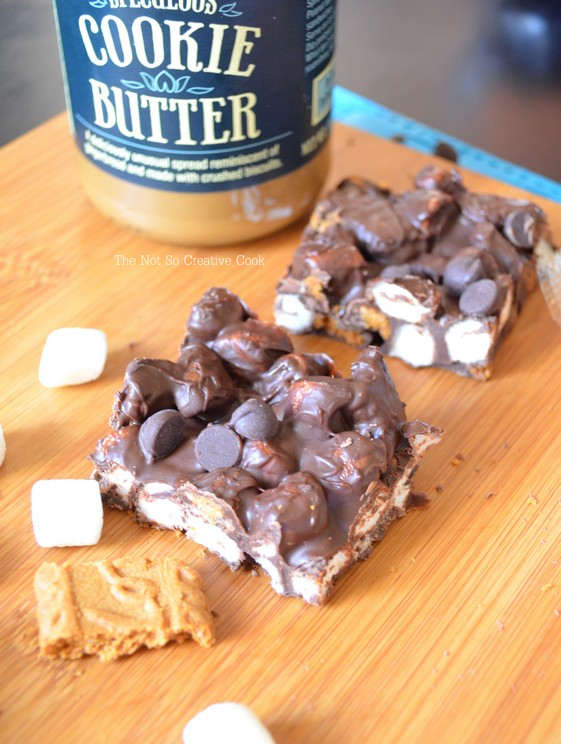 Speculoos Marshmallow Bars 3