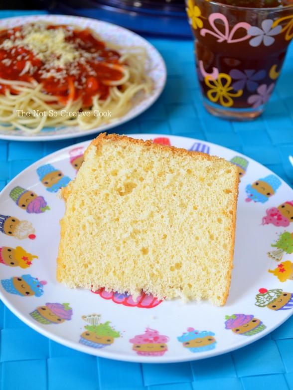 Chiffon Cake - TNSCC 1