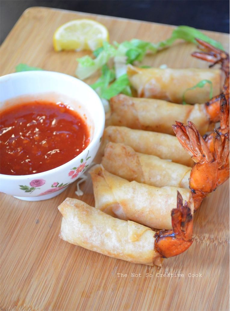 Firecracker Shrimps - TNSCC 1