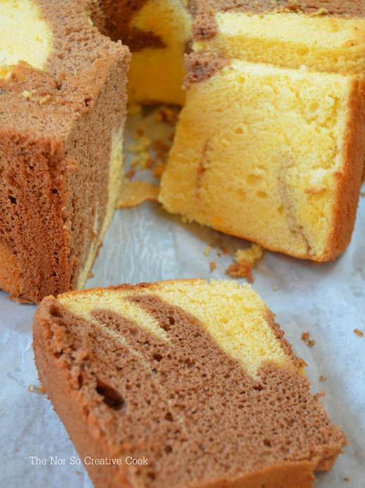 Marble Chiffon Cake - TNSCC 3
