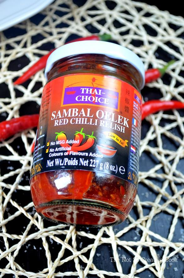 Sweet Chili Sauce - TNSCC 4