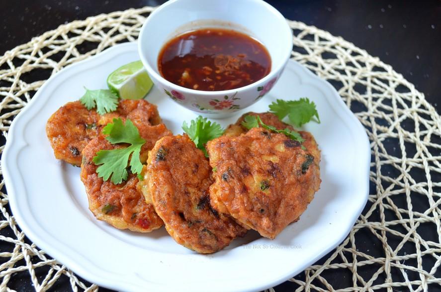 Thai Fish Cakes - TNSCC 2