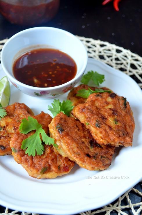 Thai Fish Cakes - TNSCC 3