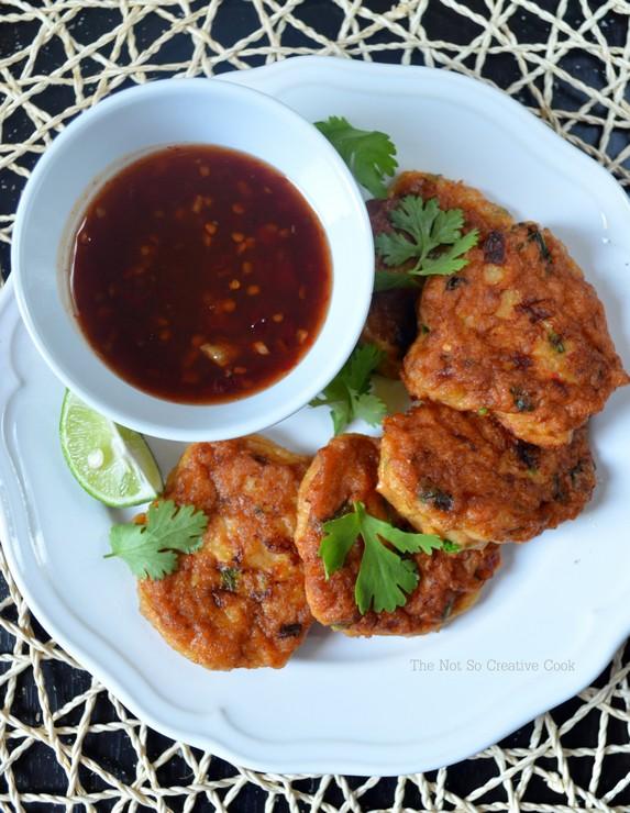 Thai Fish Cakes - TNSCC 4