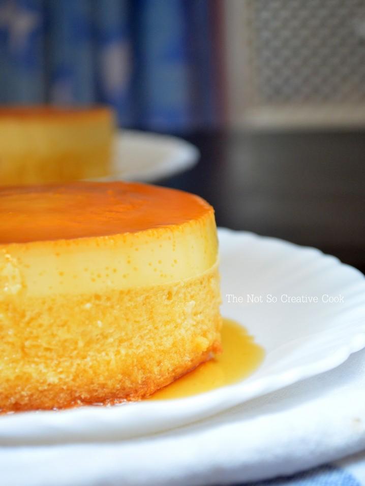 Custard Cake - TNSCC 1