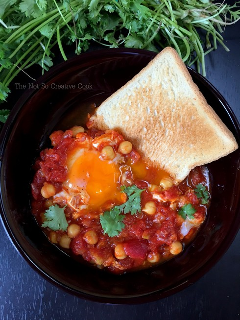 Spicy Tomato Eggs - TNSCC 1