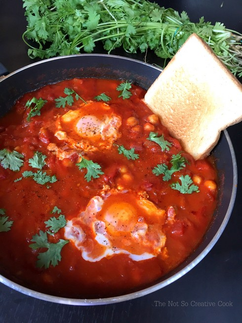 Spicy Tomato Eggs - TNSCC 2