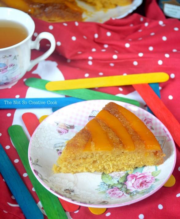 Mango Upside Down Cake - TNSCC 2