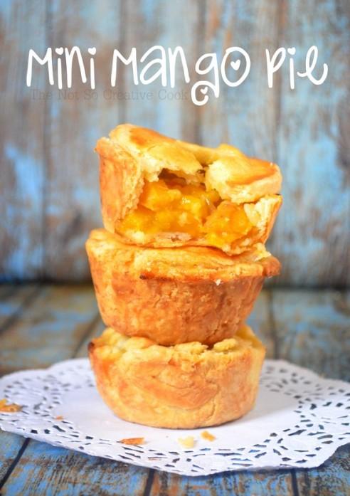 Mini Mango Pie - TNSCC 2