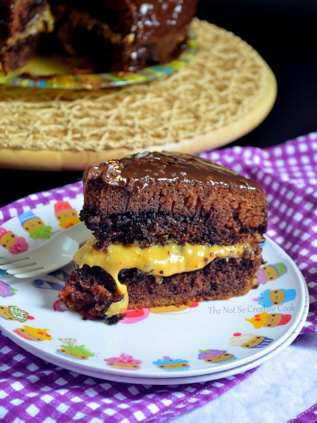 Chocolate Tablea Cake 2