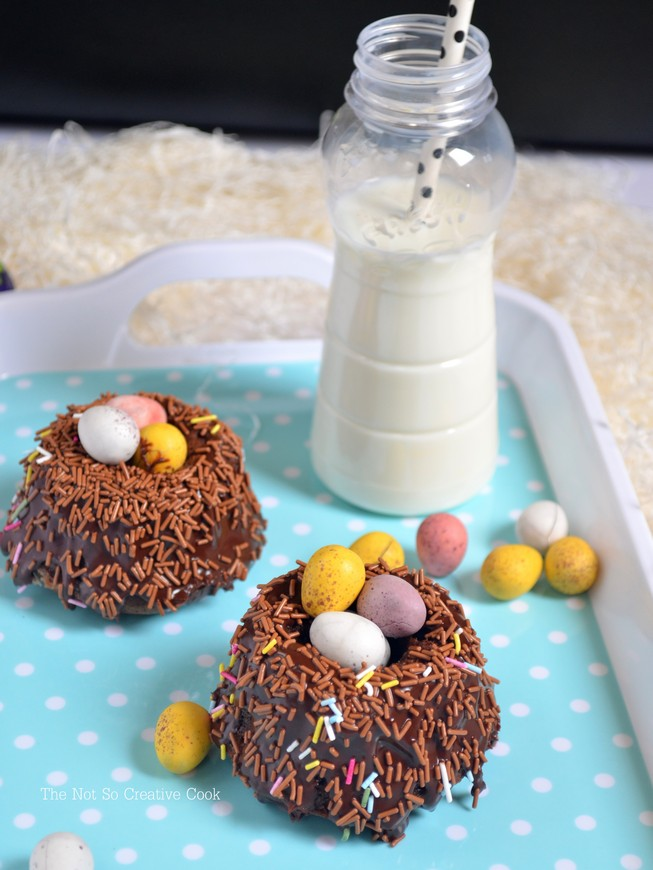 Easter Surprise Mini Bundt Cakes 3