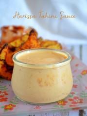 Harissa Tahini Sauce 2