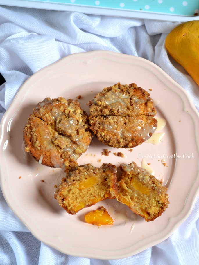 Mango Streusel Muffins 2