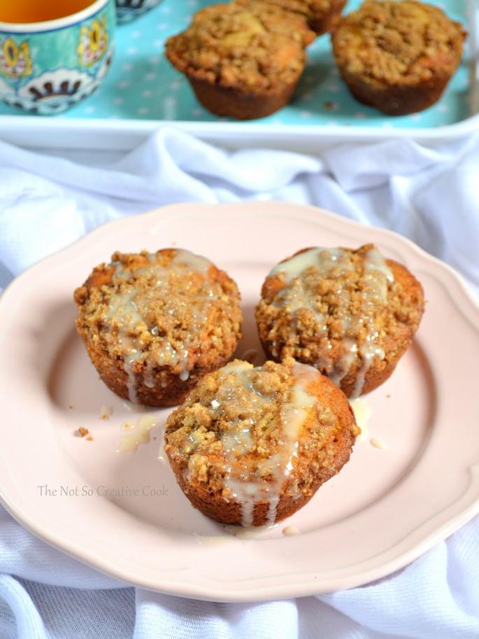 Mango Streusel Muffins 3