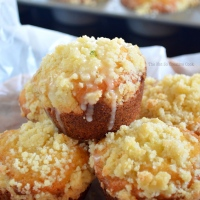Calamansi Crumb Muffins