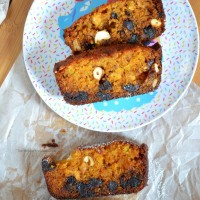 Carrot and Dates Cake